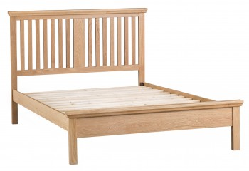 Tyneham Oak Bed Frame