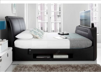 MAX TV Bed & Sound Bar Bed Frame