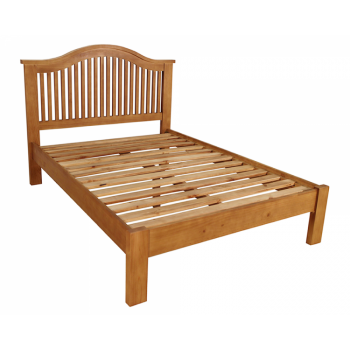 OBW Chunky Pine Bed Frame