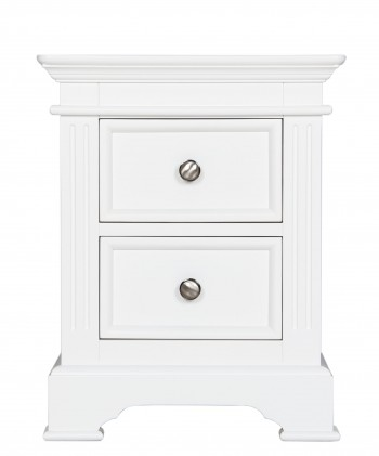 Salisbury 2 Drawer Bedside