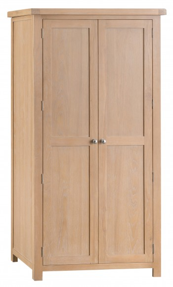 Lulworth 2 Door Wardrobe