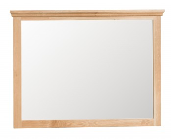 Tyneham Oak Large Wall Mirror