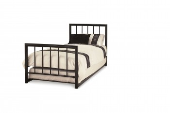 Serene Modena Metal Guest Bed