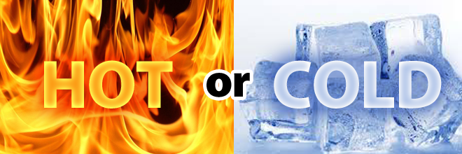 hot or cold