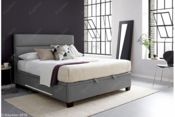 CHI Fabric Ottoman Bed Frame