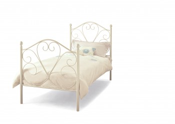 Serene Isabelle Metal Kids Bed Frame
