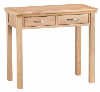 Clearance Tyneham Oak Dressing Table Set
