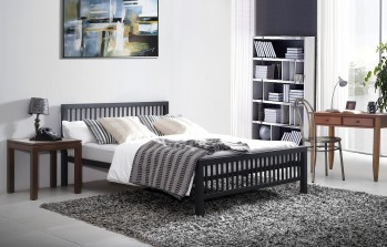 Time Living Meridian Metal Bed Frame