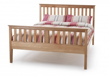 Salisbury Oak Bed Frame