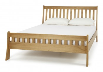 Colchester Oak Bed Frame