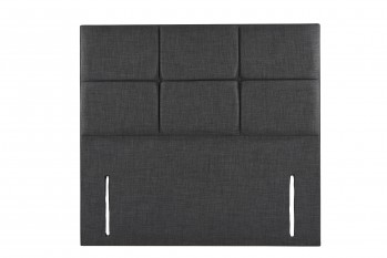 OBW Harber Floor Standing Fabric Headboard