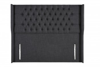 OBW Stockbridge Floor Standing Fabric Headboard