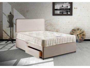 OBW Lingfield Divan Complete Bed Set Deal