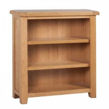 OBW Classic Oak Low Bookcase
