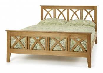 Maiden Oak Bed Frame