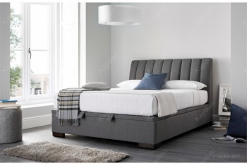 Kaydian Lanchester Ottoman Fabric Bed Frame