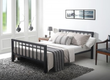 Time Living Metro Metal Bed Frame