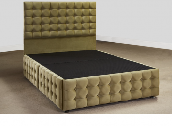 Regal Fabric Bedstead