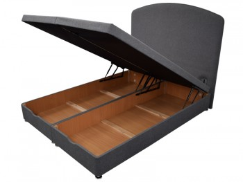 FRONT OPENING OTTOMAN IN STORE